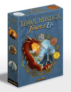 Terra Mystica: Feuer und Eis Cover