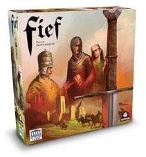 Fief - Frankreich 1429 Box