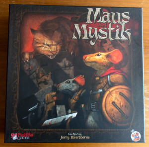 Maus & Mystik - Box