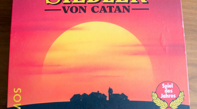 Die Siedler von Catan – Rezension