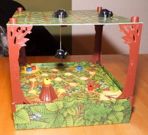 Spinderella - Spielszene