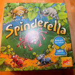 Spinderella - Box