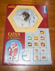 Catan Weihnachtsmann