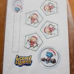 Brettspieladventskalender — Tag 6 Loony Quest