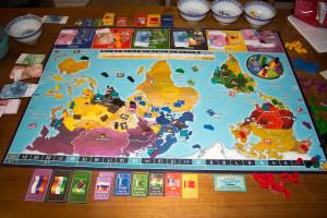 Imperial 2030 - Spielplan