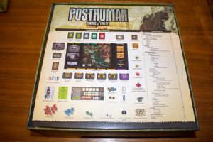 Posthuman - Anleitung