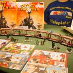 Colt Express Rezension — Spiel des Jahres 2015