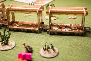 Colt Express: Waggons