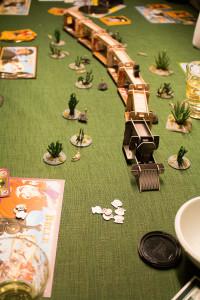 Colt Express: Spiel