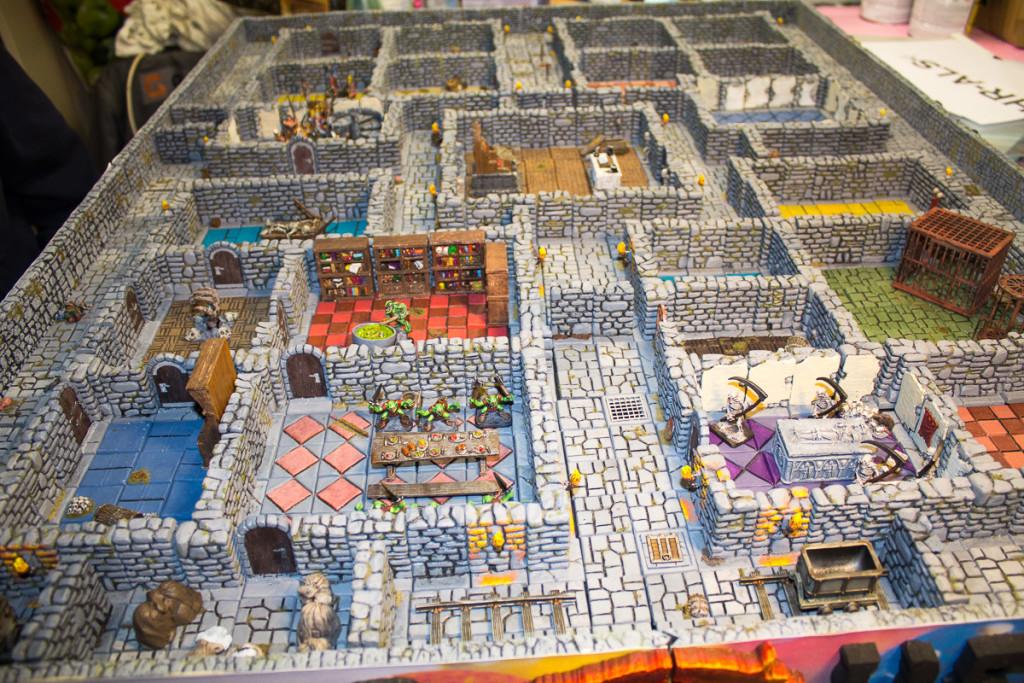 HeroQuest 3D: Dungeon