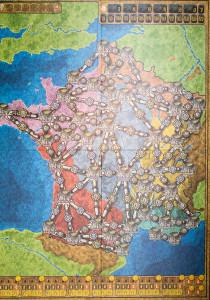Funkenschlag, Frankreich Erweiterung