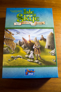 Isle of Skye - Box