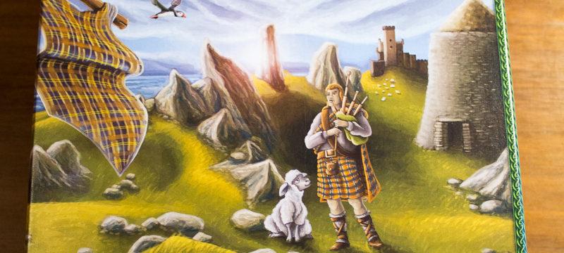 Isle of Skye - Box