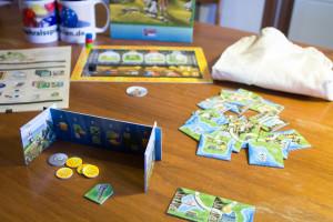 Isle of Skye - Spiel