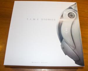 T.I.M.E. Stories - Box