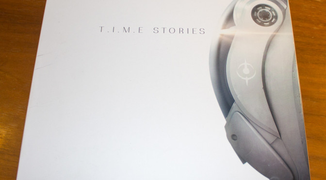 Time Stories - Box