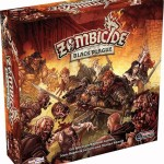 Zombicide Black Plague auf Deutsch!