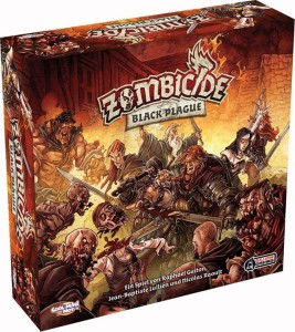 Zombicide Black Plague - Box