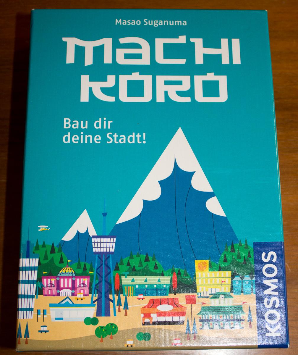 Machi Koro – Rezension
