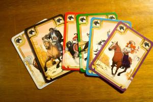 Colt Express: Postkutsche & Pferde - Reitaktion