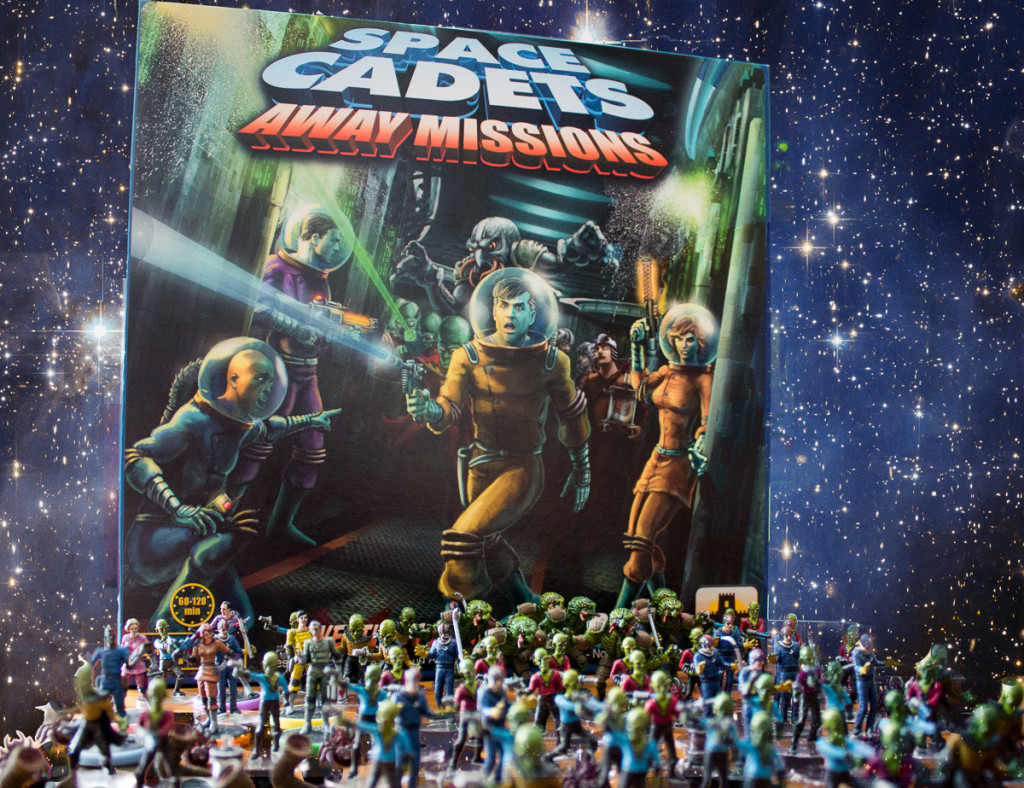 Space Cadets: Away Missions