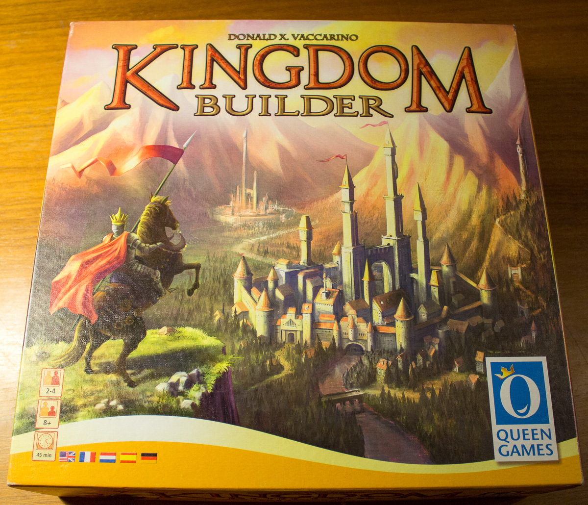 Kingdom Builder Rezension