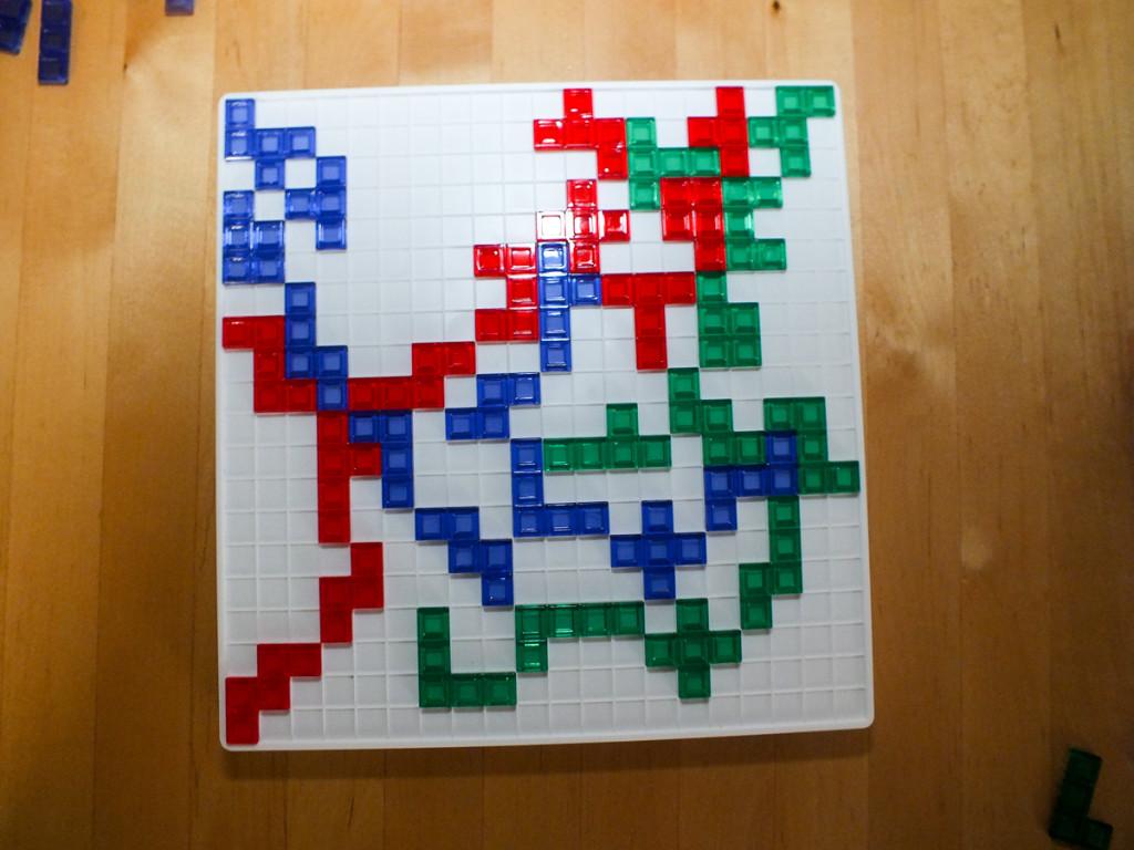 Blokus - Spielszene