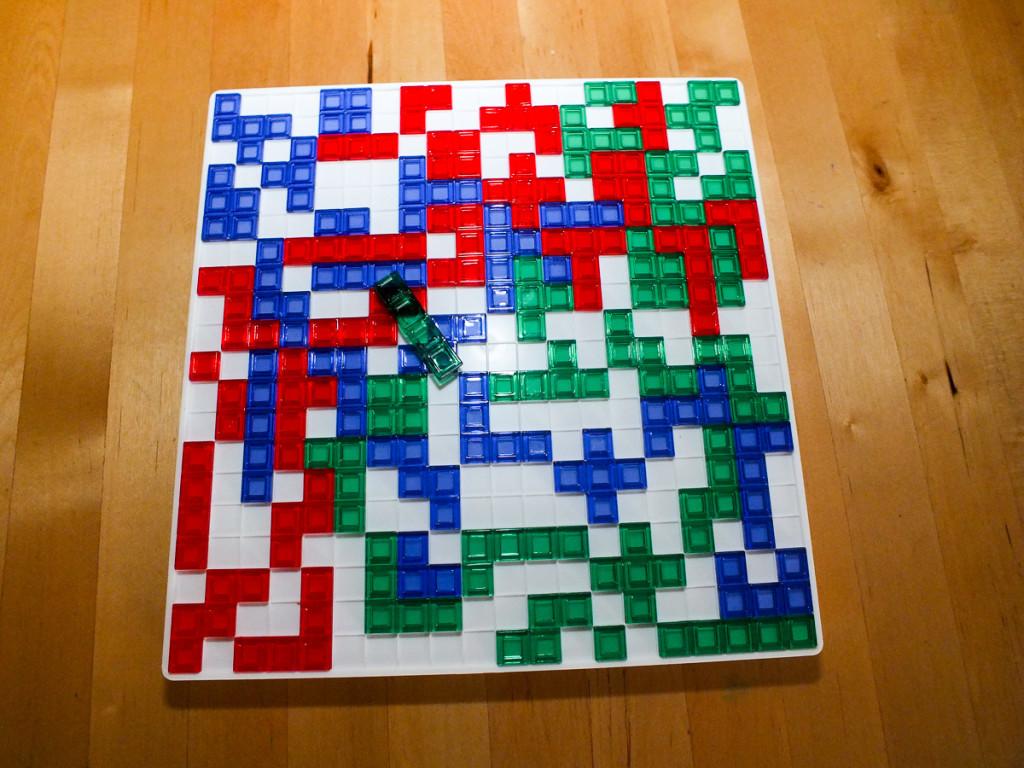 Blokus - Spielende