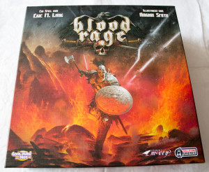 Blood Rage - Box