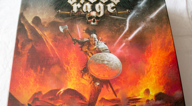 Blood Rage - Box