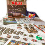 Star Wars: X-Wing Miniaturen-Spiel – Grundspiel — Rezension