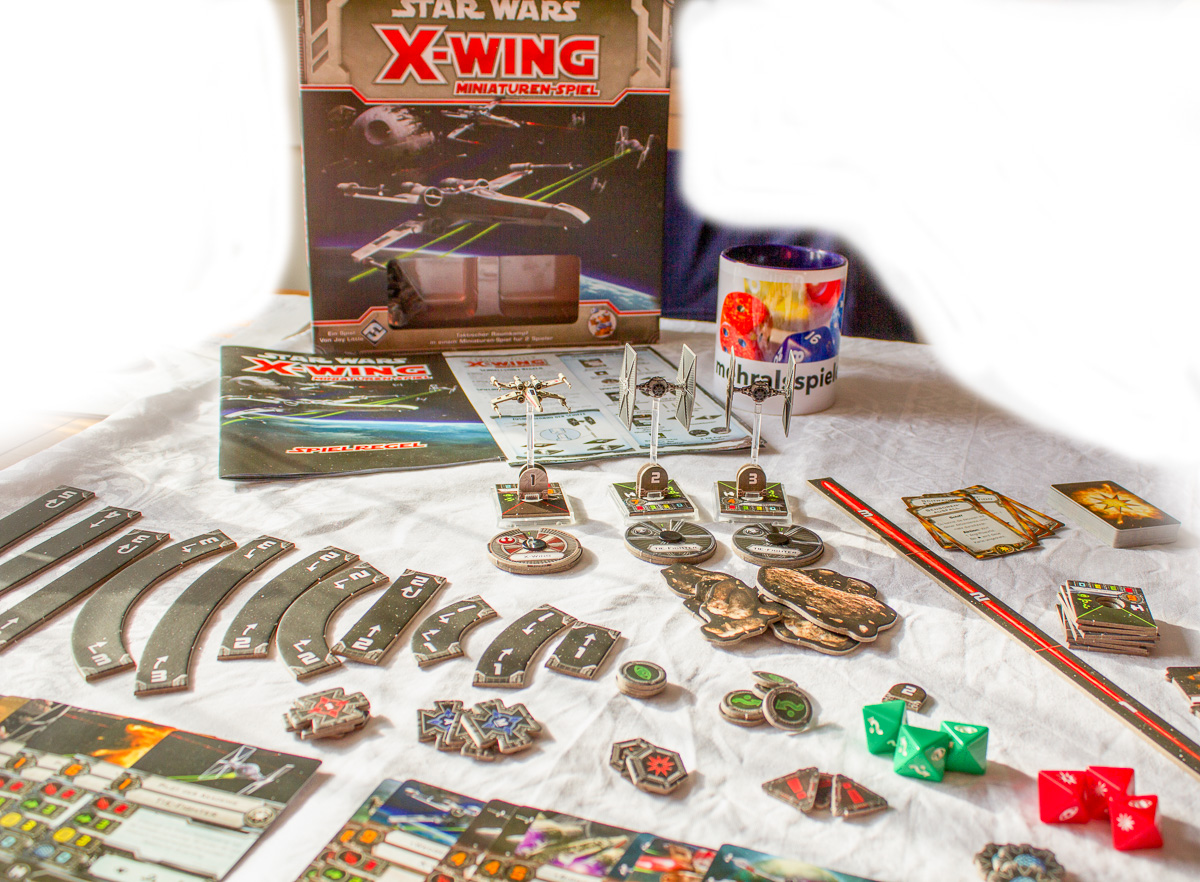 Star Wars: X-Wing Rezension