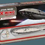 Star Wars: X-Wing Miniaturen-Spiel – Rebellentransporter Erweiterung-Pack – Rezension