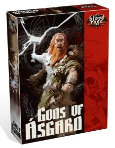 Blood Rage - Götter von Asgard - Box