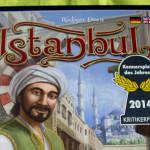 Istanbul - Kennerspiel des Jahres 2014 - Rezension
