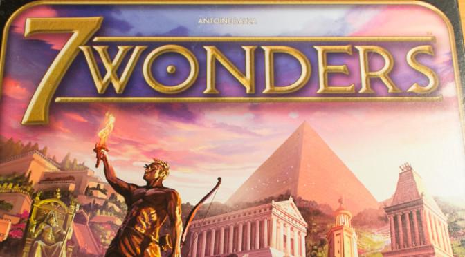 7 Wonders — Kennerspiel des Jahres 2011 — Rezension