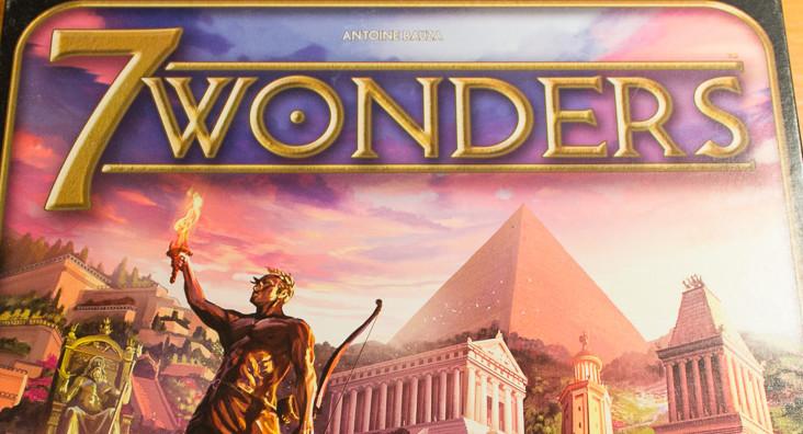 7 Wonders – Kennerspiel des Jahres 2011 – Rezension