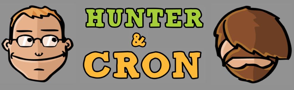Hunter und Cron Logo