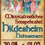 Hildesheim Ritterspektakel am Hohnsensee