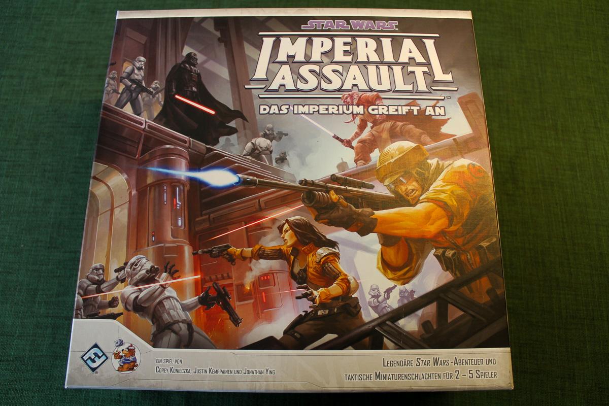 Star Wars: Imperial Assault Rezension