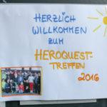HeroQuest Treffen 2016 in Homberg