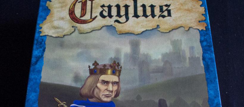 Caylus - Box