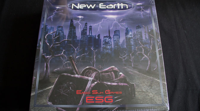 New Earth — Unboxing