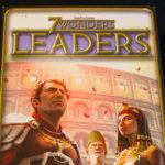 7 Wonders: Leaders – Rezension