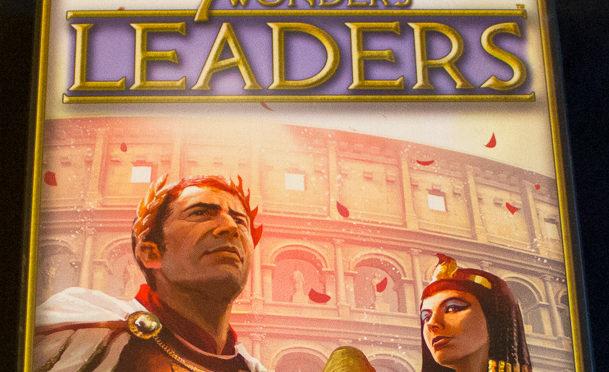 7 Wonders — Leaders