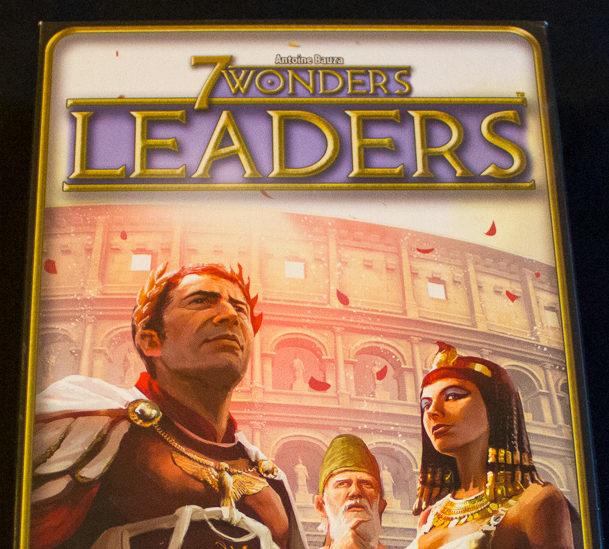 7 Wonders – Leaders