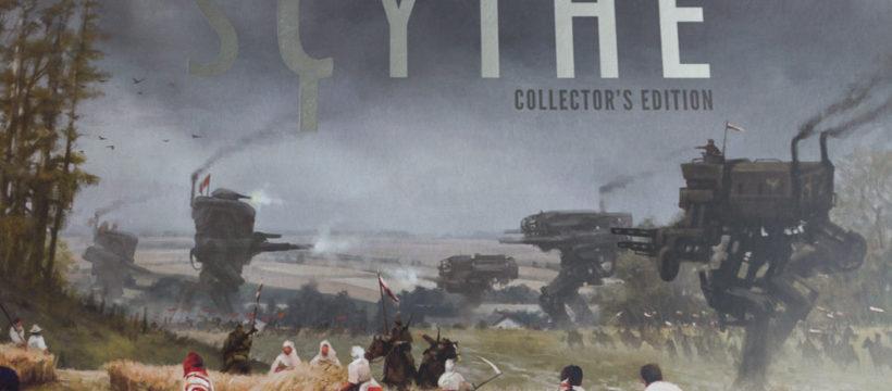 Neuzugang: Scythe