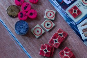 Trickerion: Spielertokens