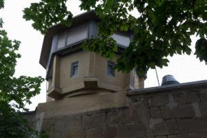 Hohenschönhausen: Wachturm
