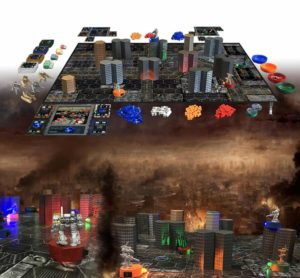 Armored Core RTS - Scene